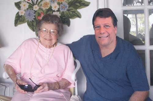 Aunt Helen And Me