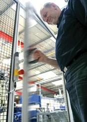 Smart Guarding For Robot Cells