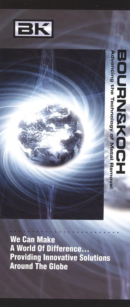 Bourn & Koch pamphlet