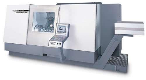 Gildemeister CTX 620 V4