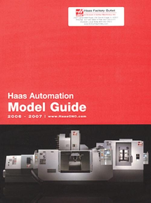 Haas Model Guide 2006-2007