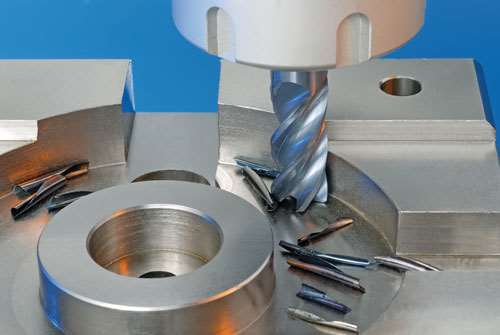 Chatterfee end mill