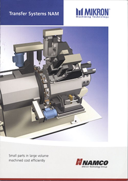 Mikron Transfer Systems brochure