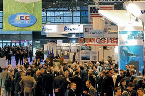 JEC reports that 27,000 composites industry professionals were on hand for all or part of the three-day event.