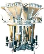 Continuous Gravimetric Blender Feeds Multiple Powders