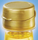 New Neck Finish and Closure For Edible Oils