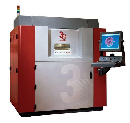 Sinterstation Pro SLS system