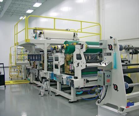 Renegade prepregging machine