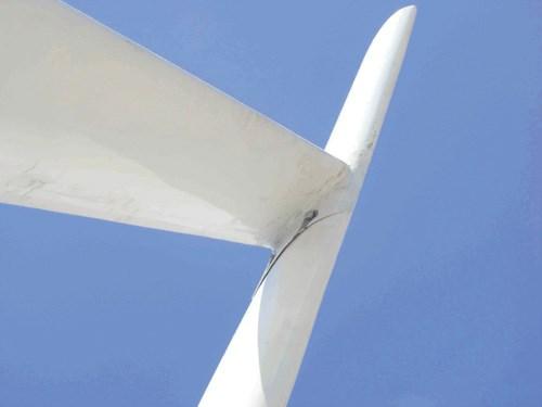 Urban turbine (inset)