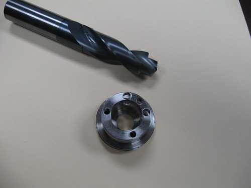 Custom step drill
