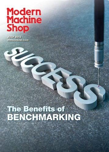 Modern Machine Shop magazine cover