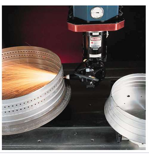 laser hole drilling