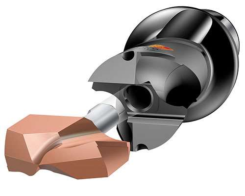 exchangeable tip interface