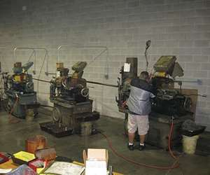 cam-driven automatic machines