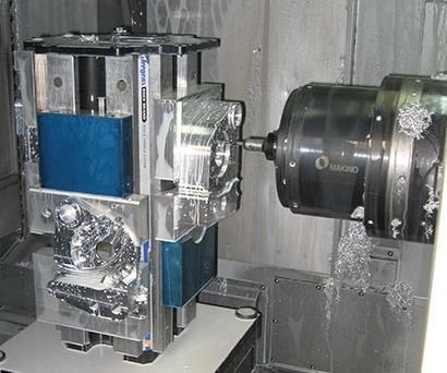 machining of surfaces