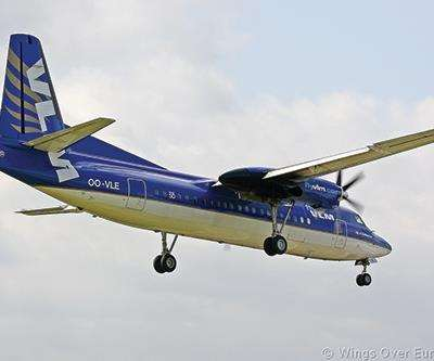 Fokker 50's thermoplastic composite