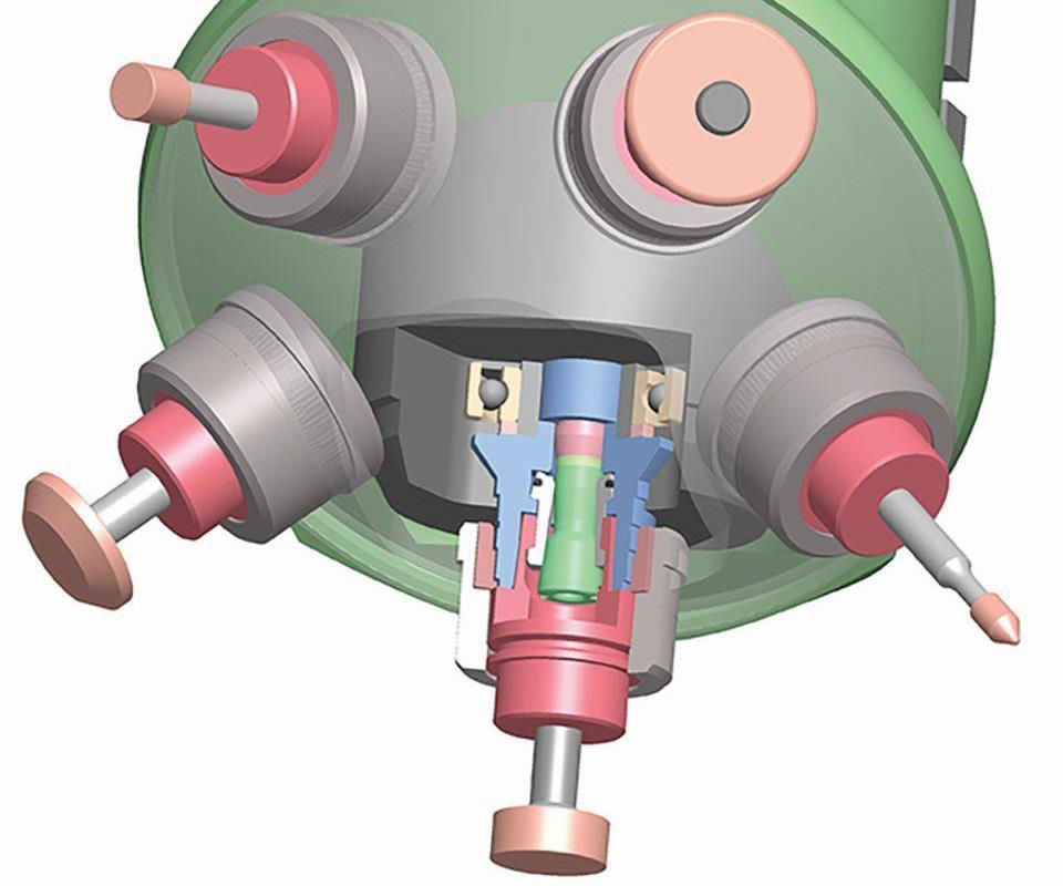 ATC electrospindles