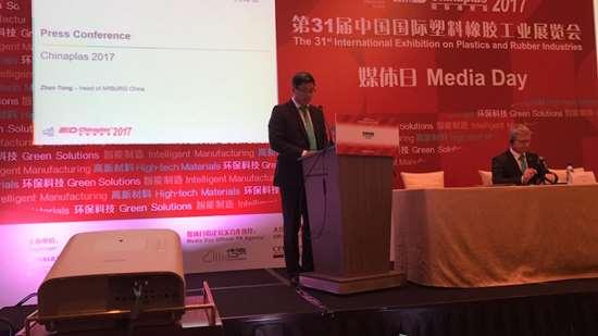 Zhao Tong Arburg China