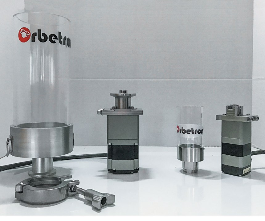 Orbetron all minor additive disc feeders