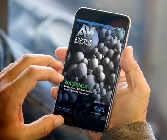 July issue of Additive Manufacturing Magazine