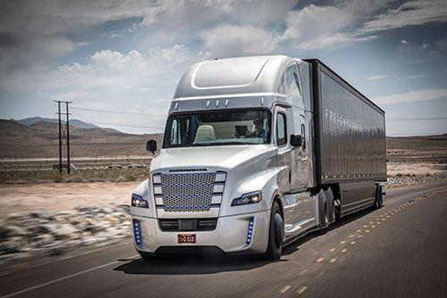 Freightliner Goes Autonomous image