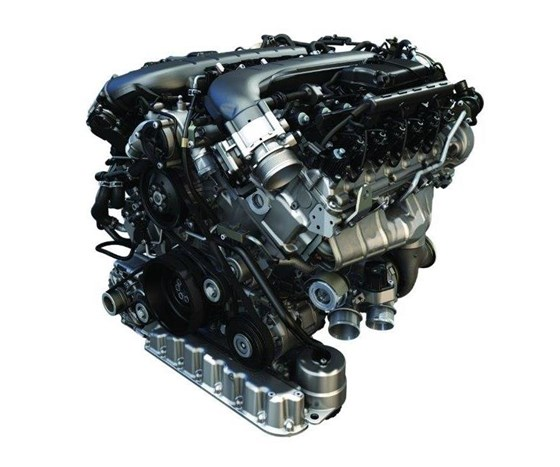 The W12 generates 600 hp and 663 lb-ft of torque.