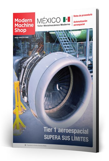 Edición Julio 2020 Modern Machine Shop México.