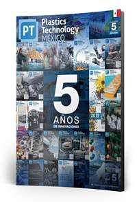 Julio Plastics Technology México número de revista