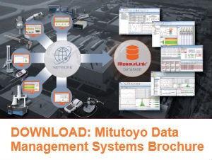 Mitutoyo MeasureLink brochure