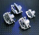 Akebono foundation brake assemblies for both OEM and aftermarket customers