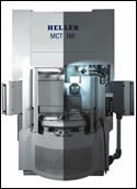 Heller Twin Spindle Machining Center