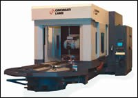 Cincinnati Lamb Multifunctional horizontal machining center