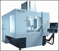 Micron High-speed machining center
