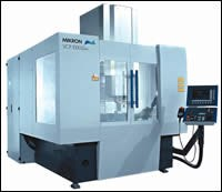 Micron High-speed machining center