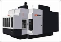 Mazak Vertical spindle machining center