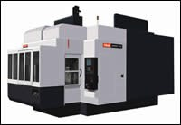 Mazak Vertical spindle machining center