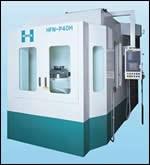 Horkos Corp. Horizontal machining center