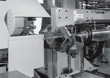 Gundrilling/machining center