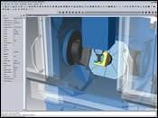 Machine simulation software