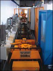 Maximizing machine productivity
