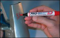 Pro-Wash markers
