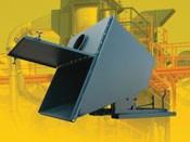 Self-Dumping Hopper Eases Dust Disposal