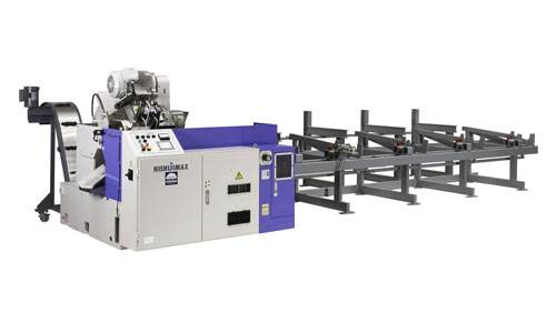 Nishijimax CNC carbide cutoff system