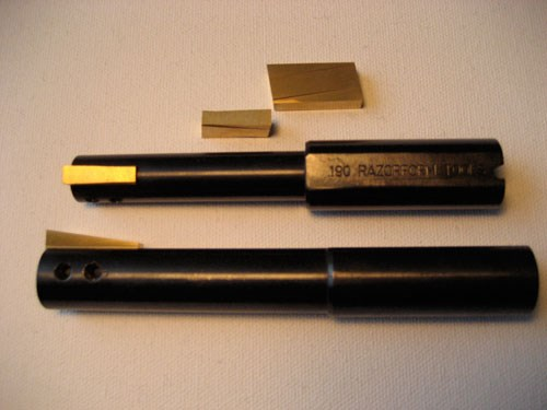 indexable insert style broaching tool