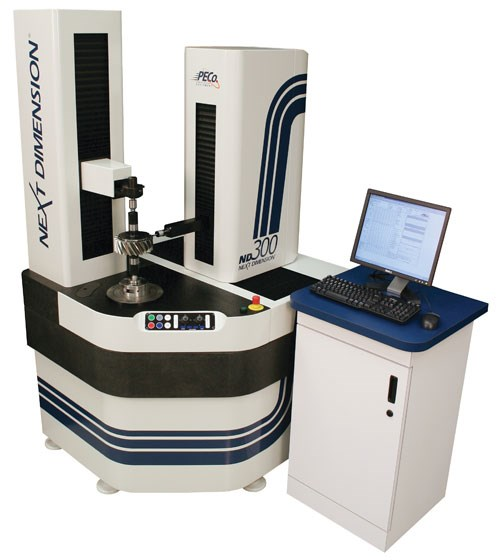 ND300 gear inspection system