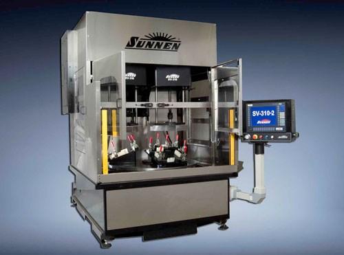SV-310 vertical CNC honing system