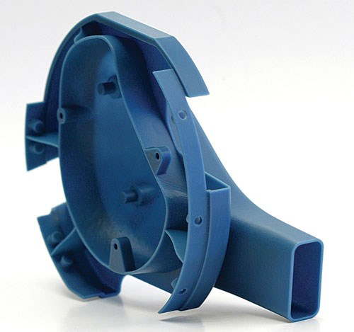 Wind Tunnel Model for Formula 1