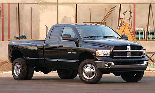 Dually Dodge Ram