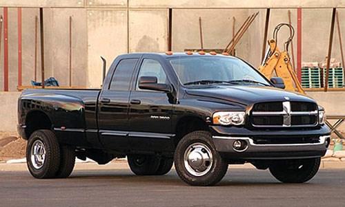 Dually Dodge Ram