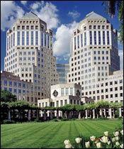 Procter & Gamble headquarters in Cincinnati